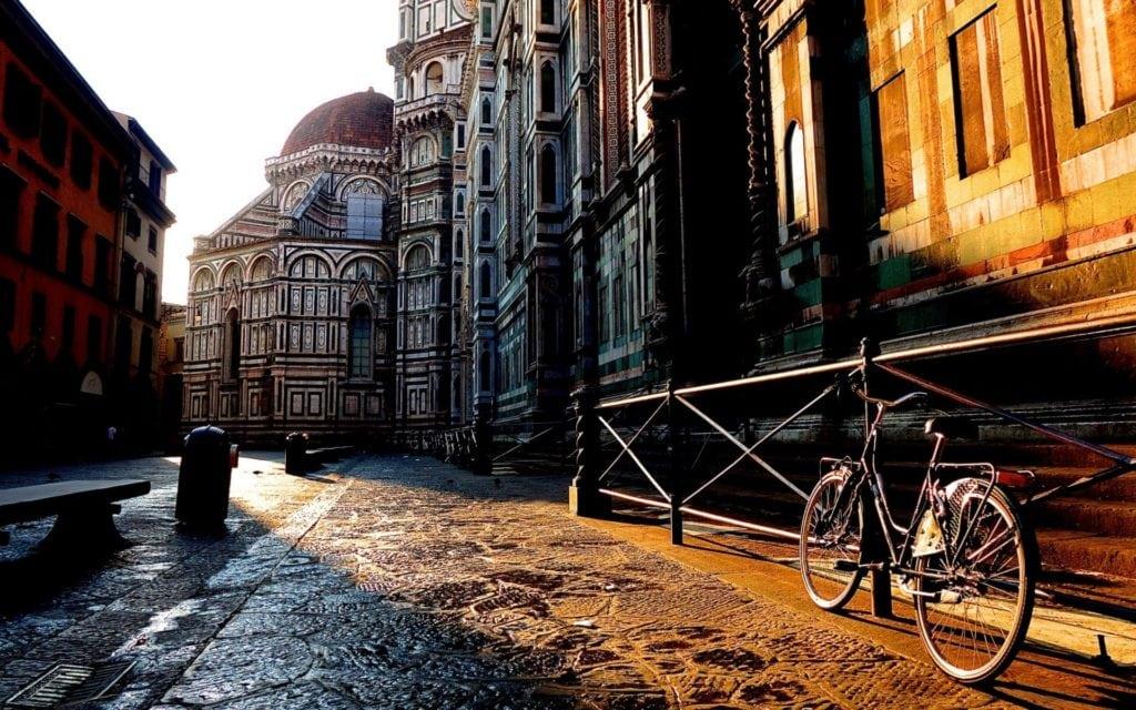 Florence-Italy aussie survivor