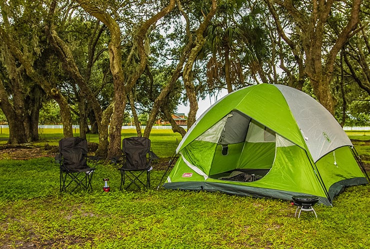 Taking Care of Your Tent While Camping