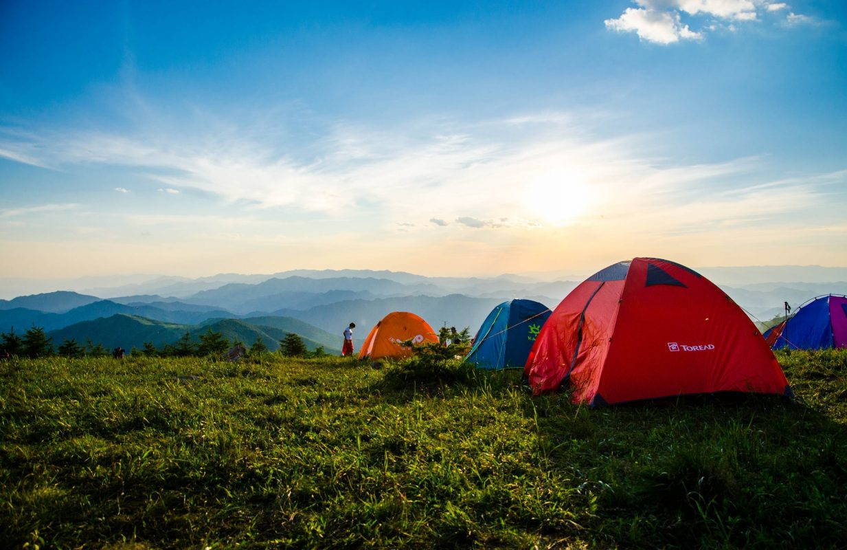Choosing a Camping Tent