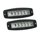 LIGHT BAR DRIVING FLOOD WORK LAMP