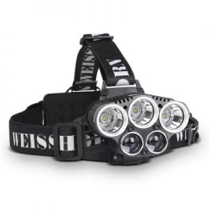 Head Light Flash Torch