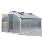 Aluminium Green House
