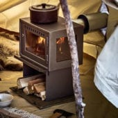 ORLAND TENT STOVE