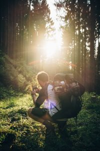A Backpacking List - Ten Things To Learn