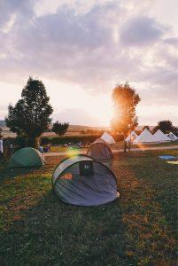 Booking A Camp Site