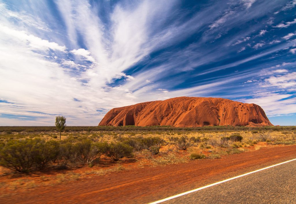 The Australian Outback: The essence of Australia