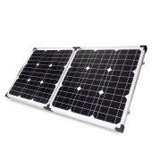 12V Folding Solar Panel Kit