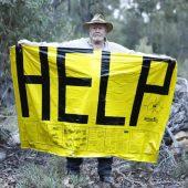 Help Survival Blanket