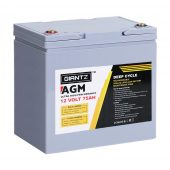 Deep Cycle Battery Power 12V